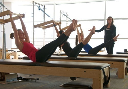 Pura Vida Peak Pilates